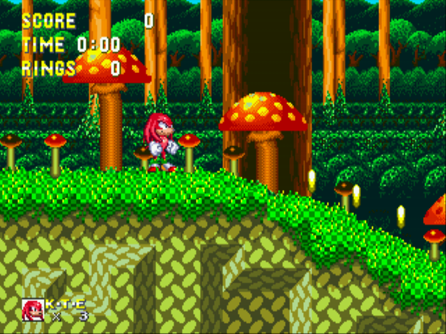 Sonic 3 Complete - Sonic & Knuckles - User Screenshot